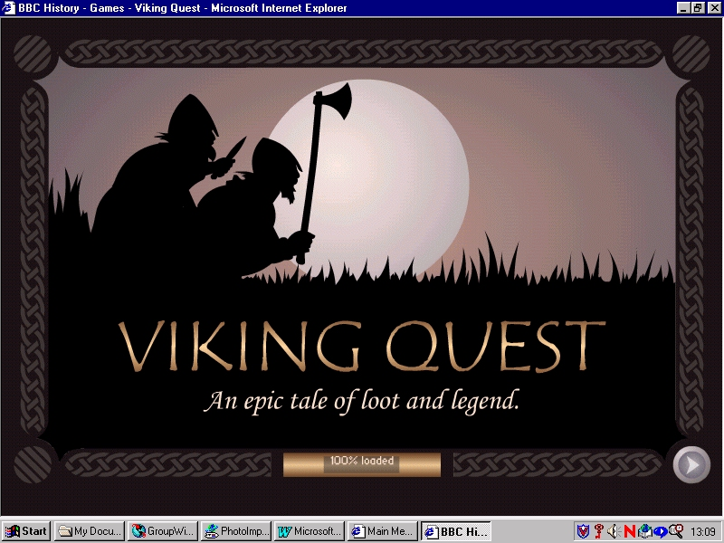 Viking Quest Game