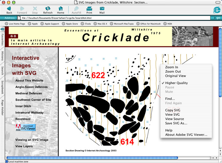 Internet Archaeol  20  Wright  Cricklade: A Practical