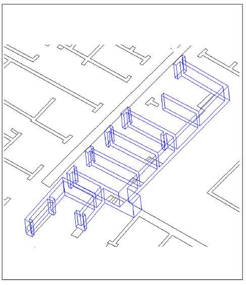 internet archaeol 24 ellis et al figure 42 wiring schematics figure 42 diagram indicating wire frame of hollow walls