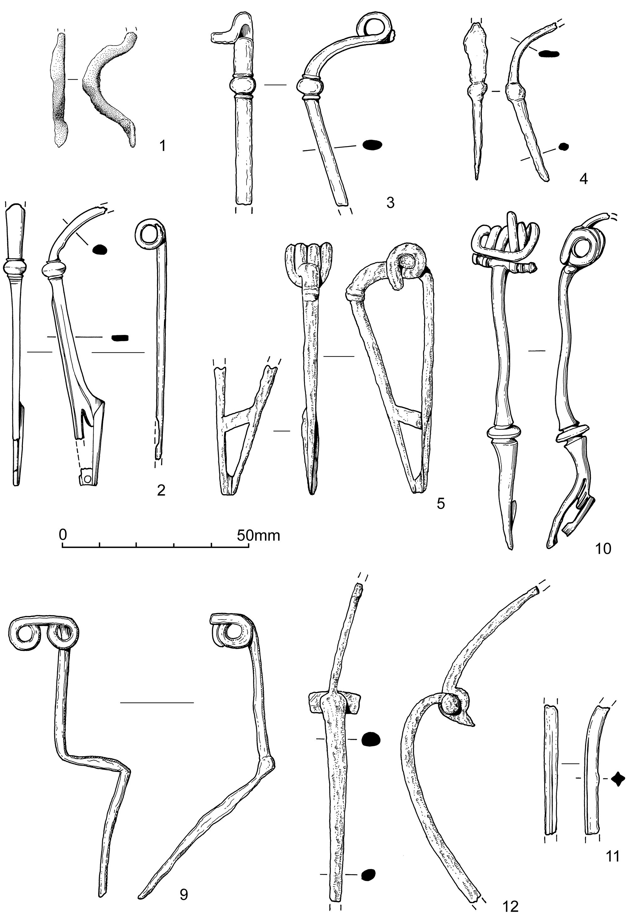 Internet Archaeol 40 Atkinson And Preston Objects Of Personal Seal Skeleton Labeled See Diagram 9230 431