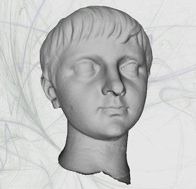 Something facial 3d laser scanning can