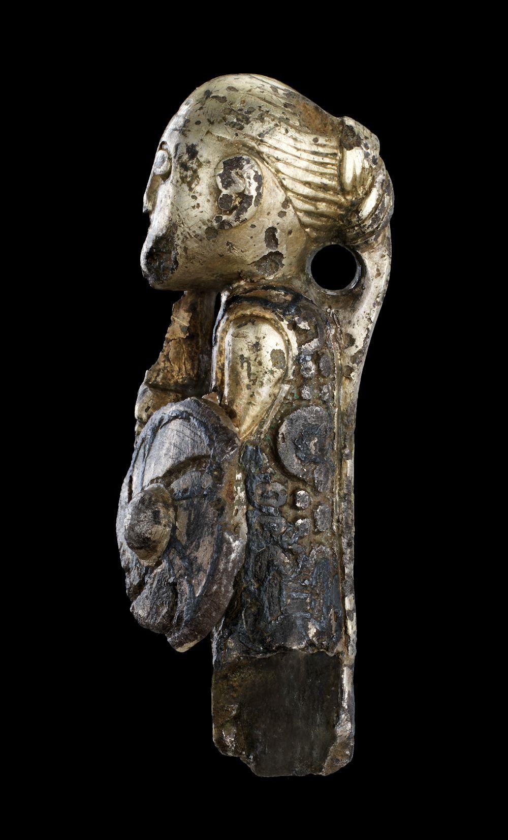 Internet Archaeol 42 Arwill Nordbladh Viking Age Hair